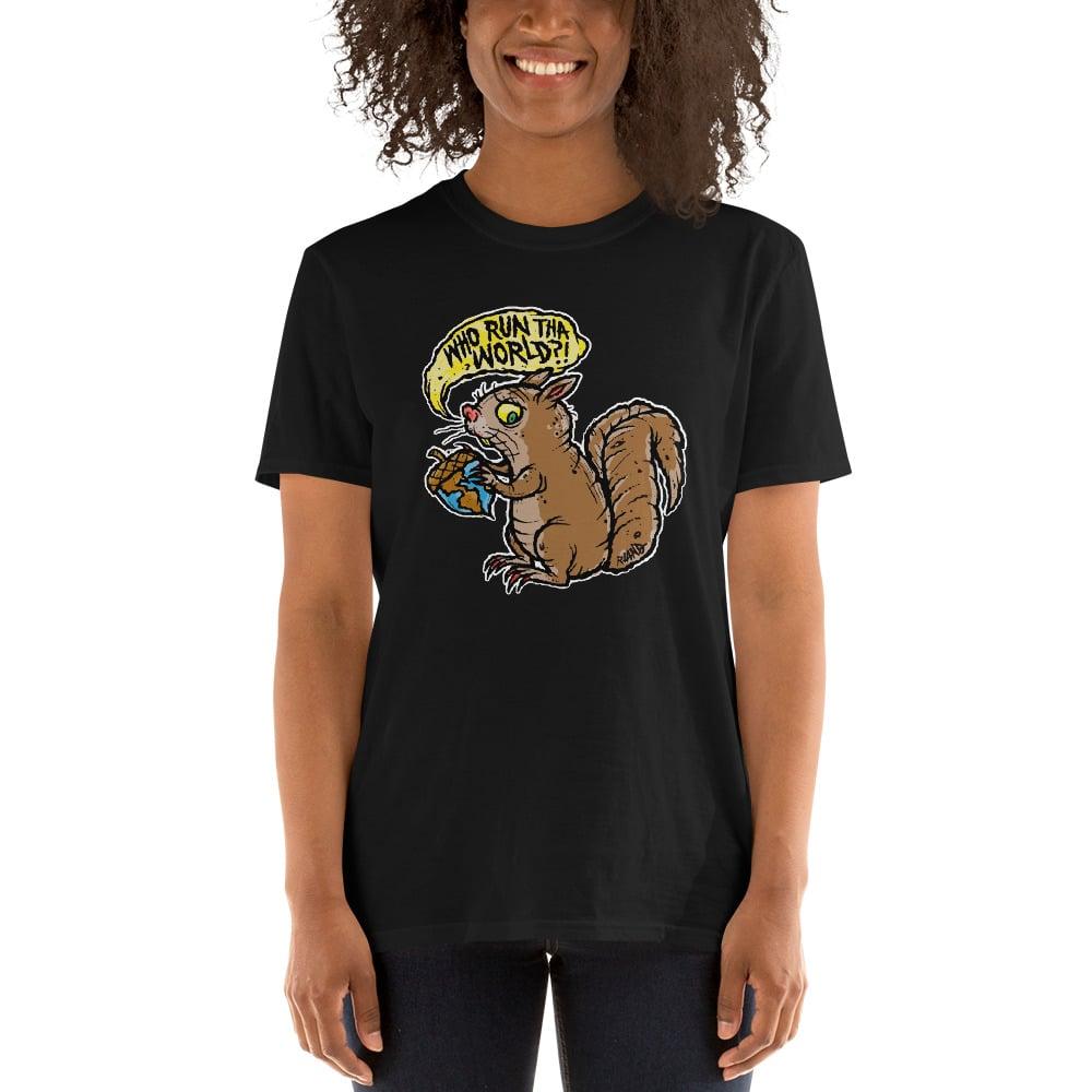 Image of Squirrrels! Unisex t-shirt