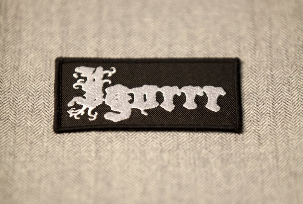 Image of Igorrr Small Patch