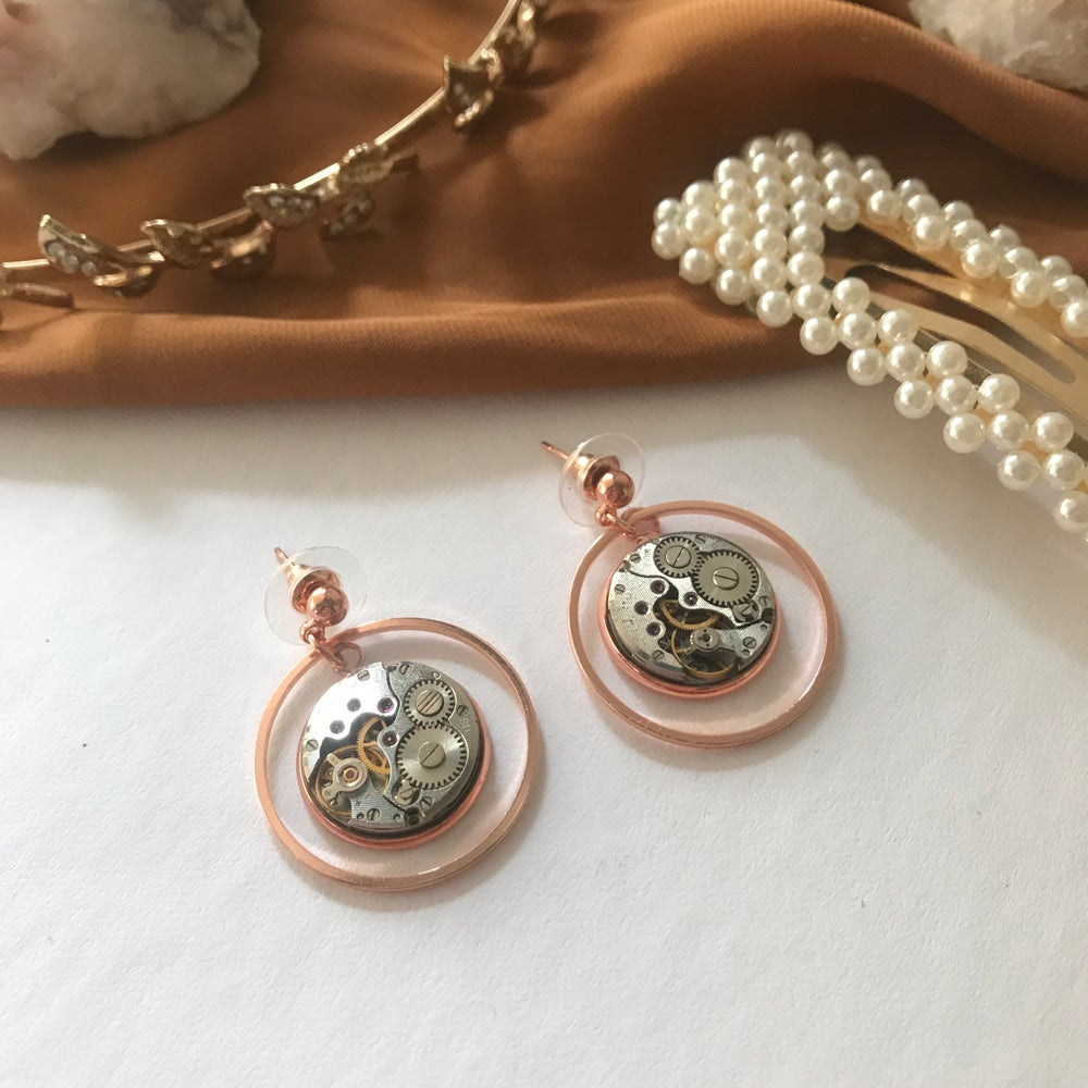 Image of Ingrid Earrings