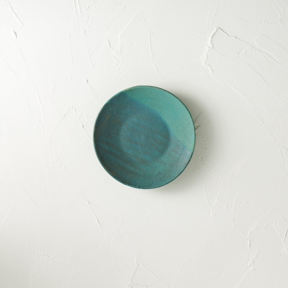 Image of Turquoise waters dish 1