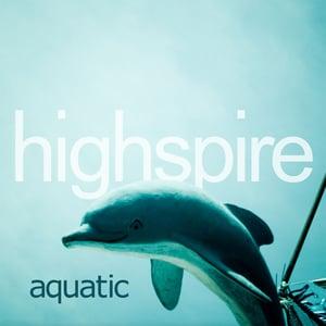 "Image of Highspire ""Aquatic"" CD"