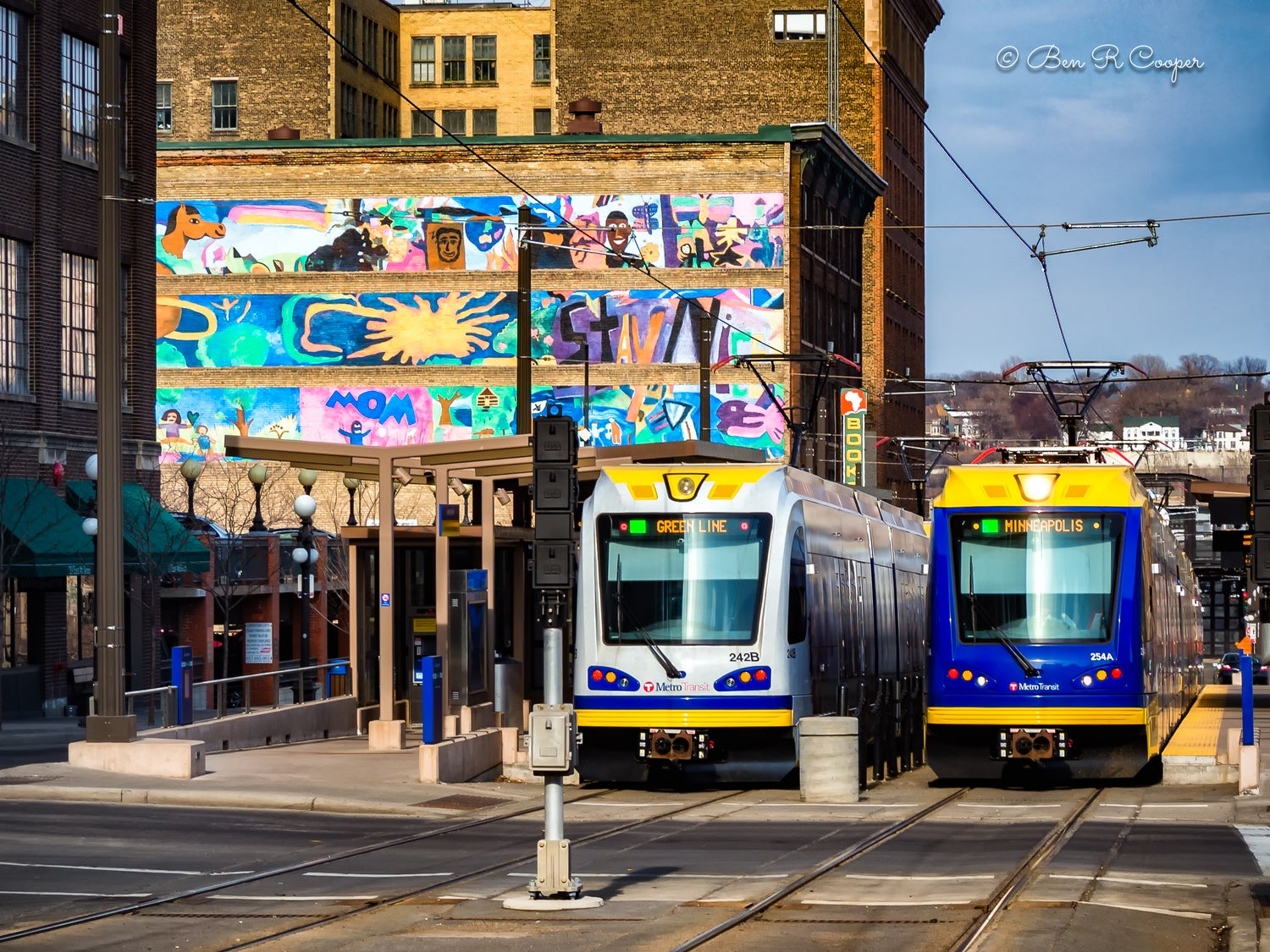 Lowertown Light Rail