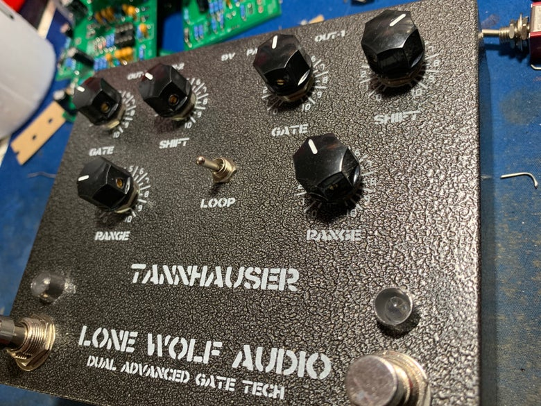 Image of Tannhauser Dual gate pre sale 2