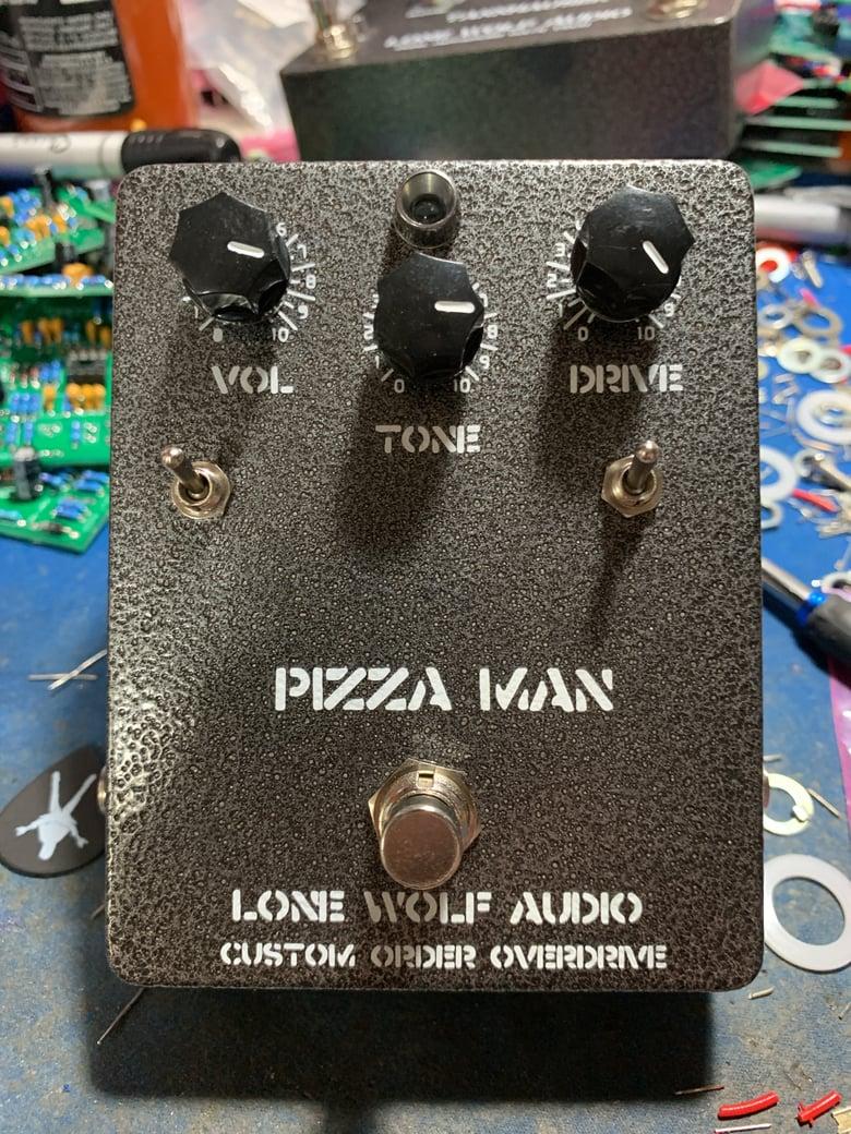 Image of Pizza Man - Custom Order Overdrive.