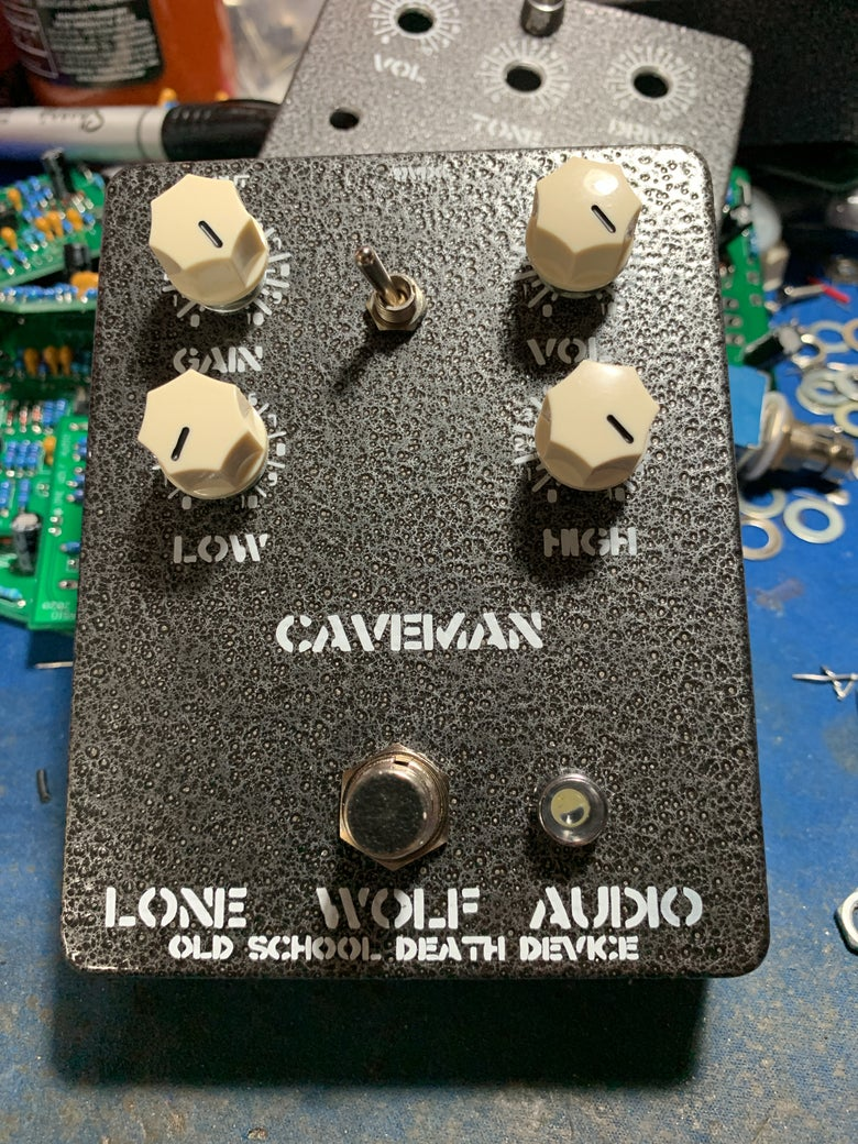 Image of Caveman - Old school death metal device pre sale