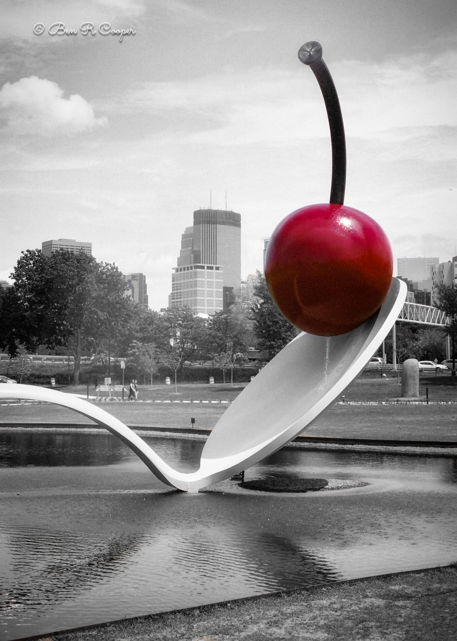 Spoonbridge and Cherry Minneapolis