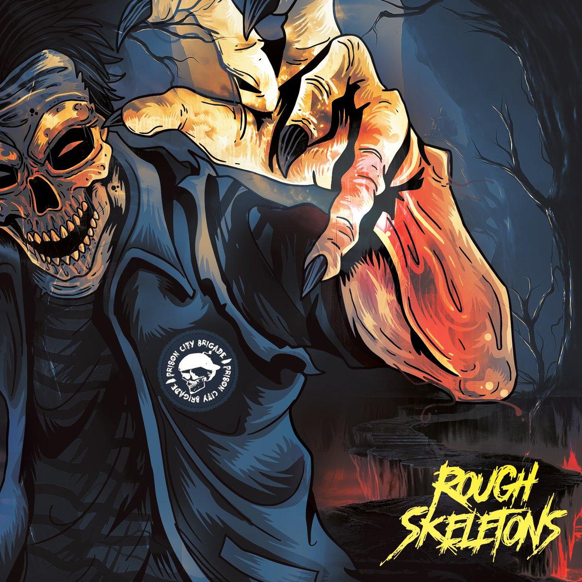 Rough Skeletons CD