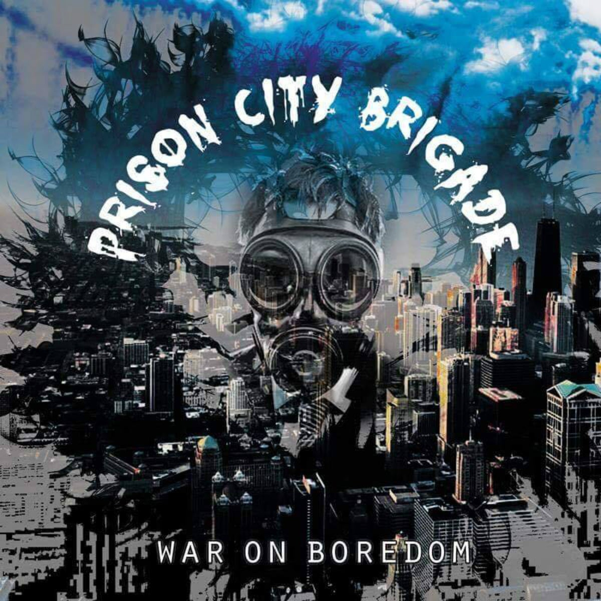 War On Boredom CD