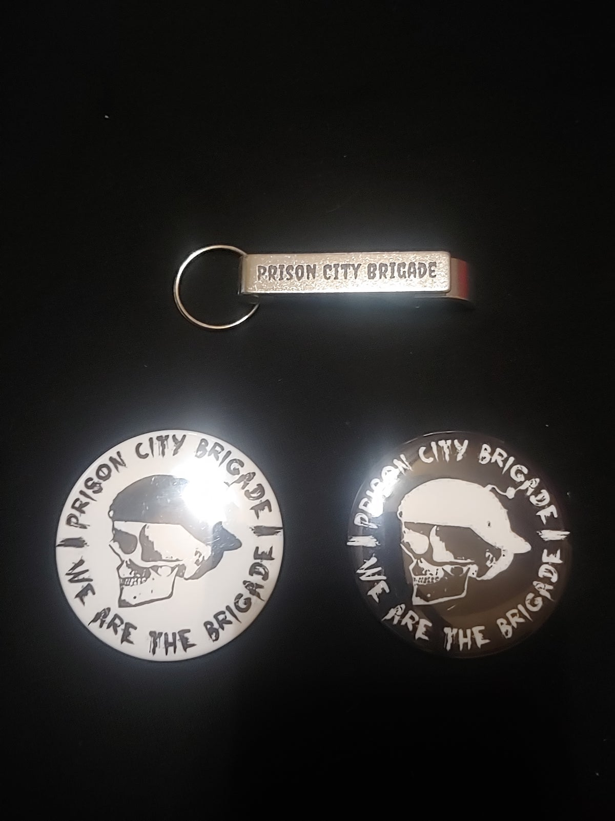 Prison City Brigade Bottle Openers