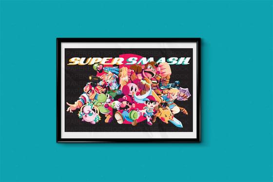 Image of Super Smash Bro's
