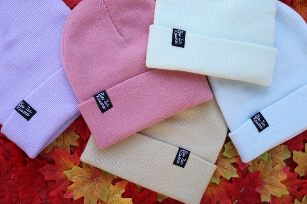 Image of Cotton Candy Beanies