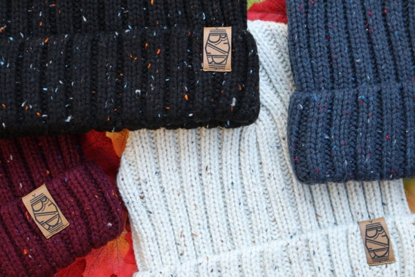 Image of 'Snow, Ice and Nothing Nice' Beanie