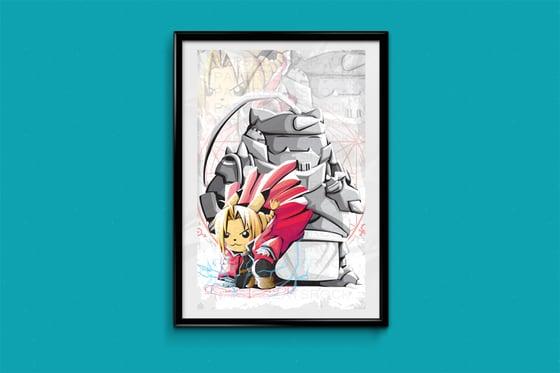 Image of Full Metal Alchemist: Pokemon Crossover