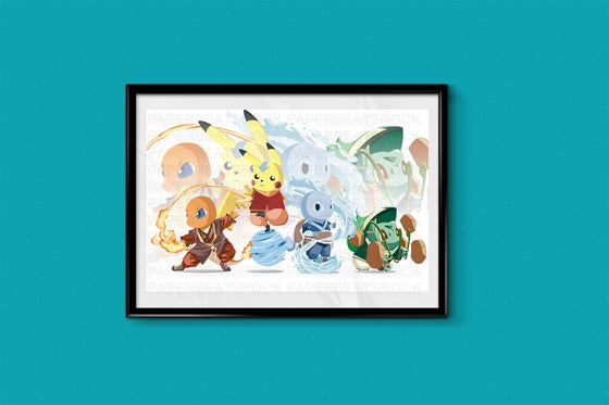 Image of Pokemon Benders