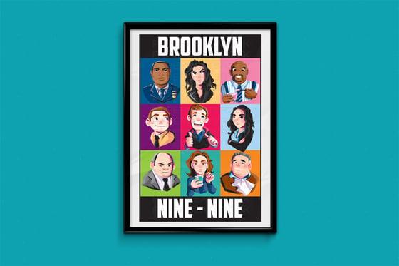 Image of Brooklyn 99