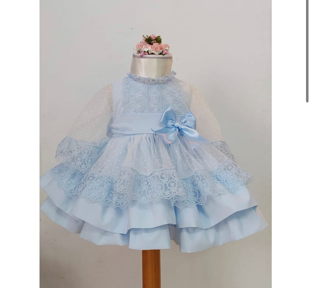 Image of Cinderella puffball dress