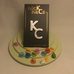 Image of KC Logo Pin