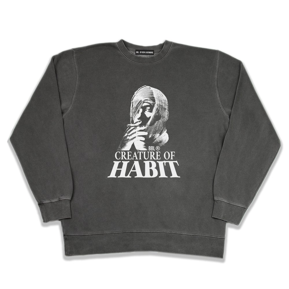 Image of Creatures Sweatshirt (Vintage Grey)