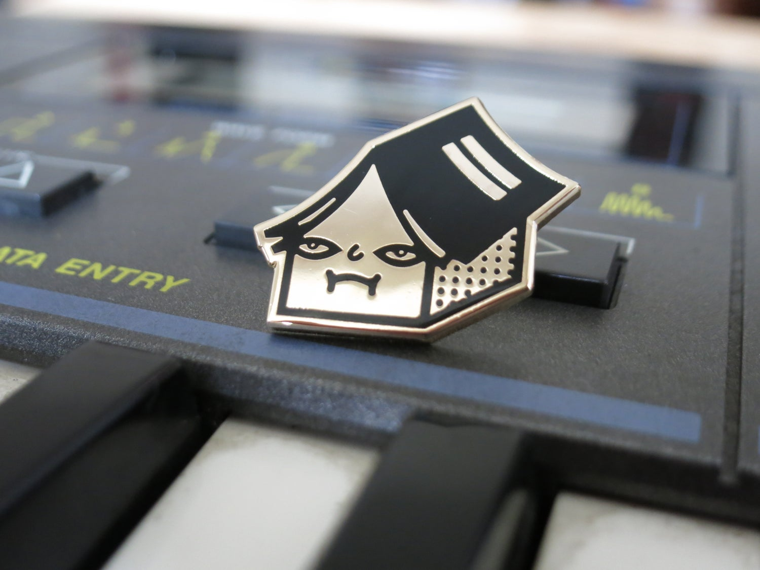 Image of Burnbjoern Pins / Patches