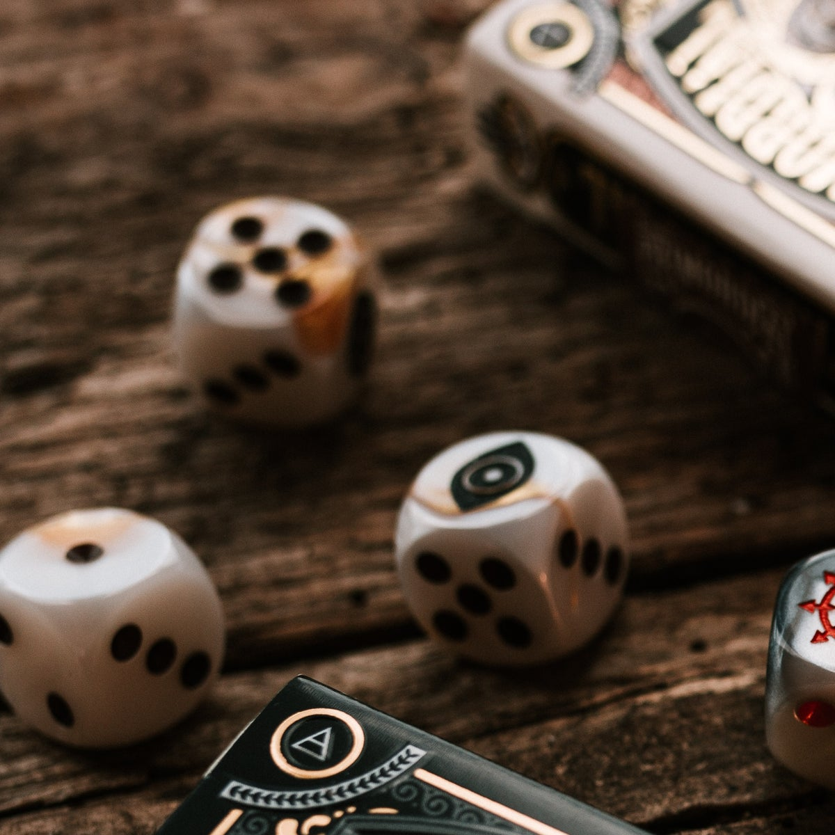 Image of Primordial Ivory Dice