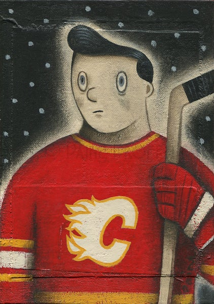 Image of Calgary Flames