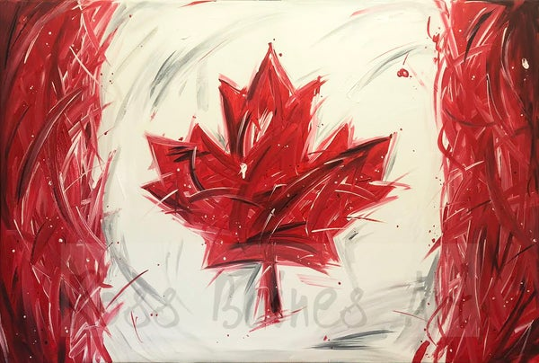 Image of MAPLE - Fine art print A1, A2, A3