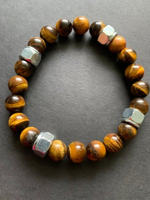 Image of Men's Gemstone Bracelet