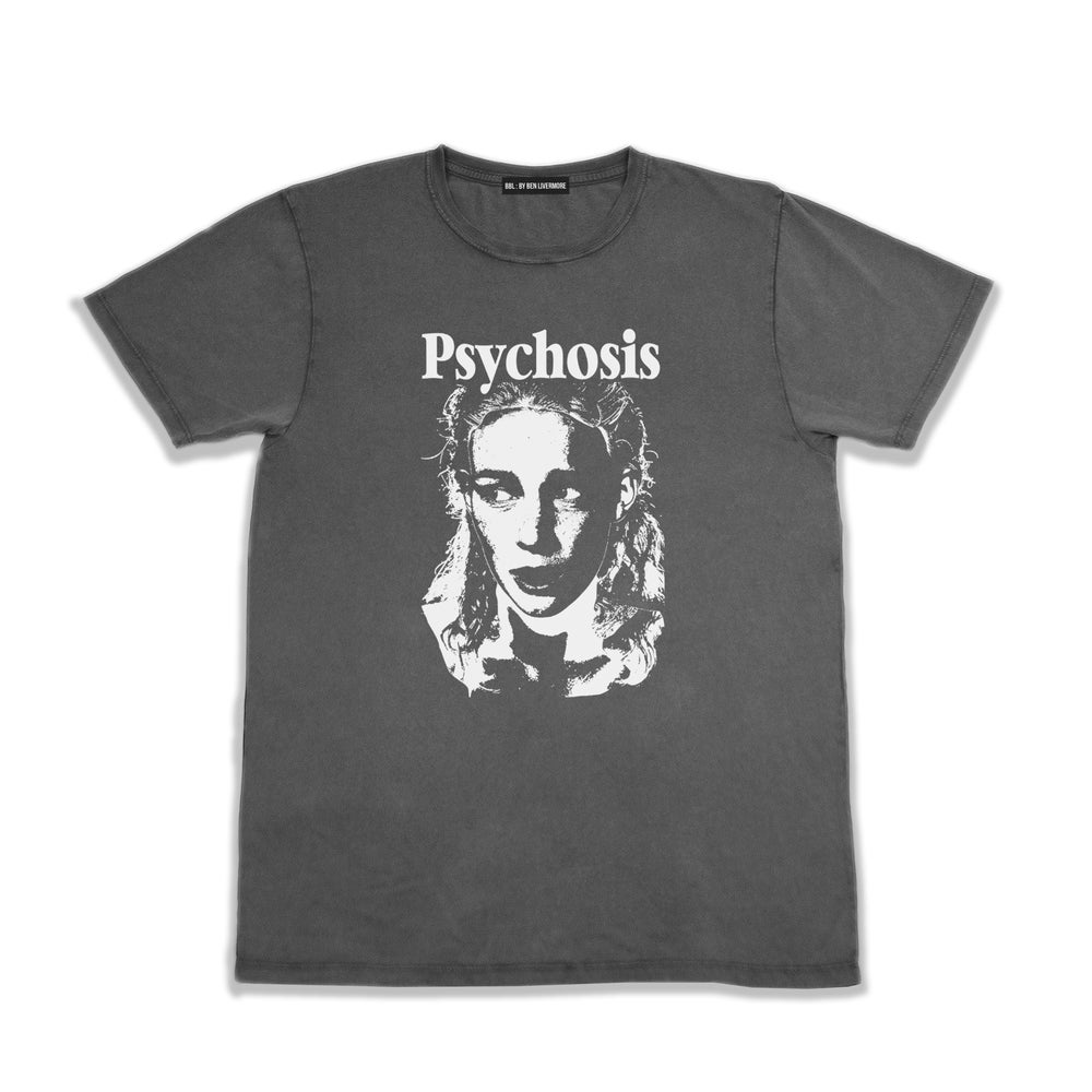 Image of Psychosis T-shirt (Vintage Grey)