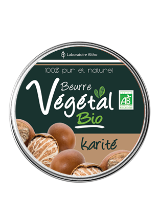 Image of Beurre de Karité bio 150ml 100% naturel