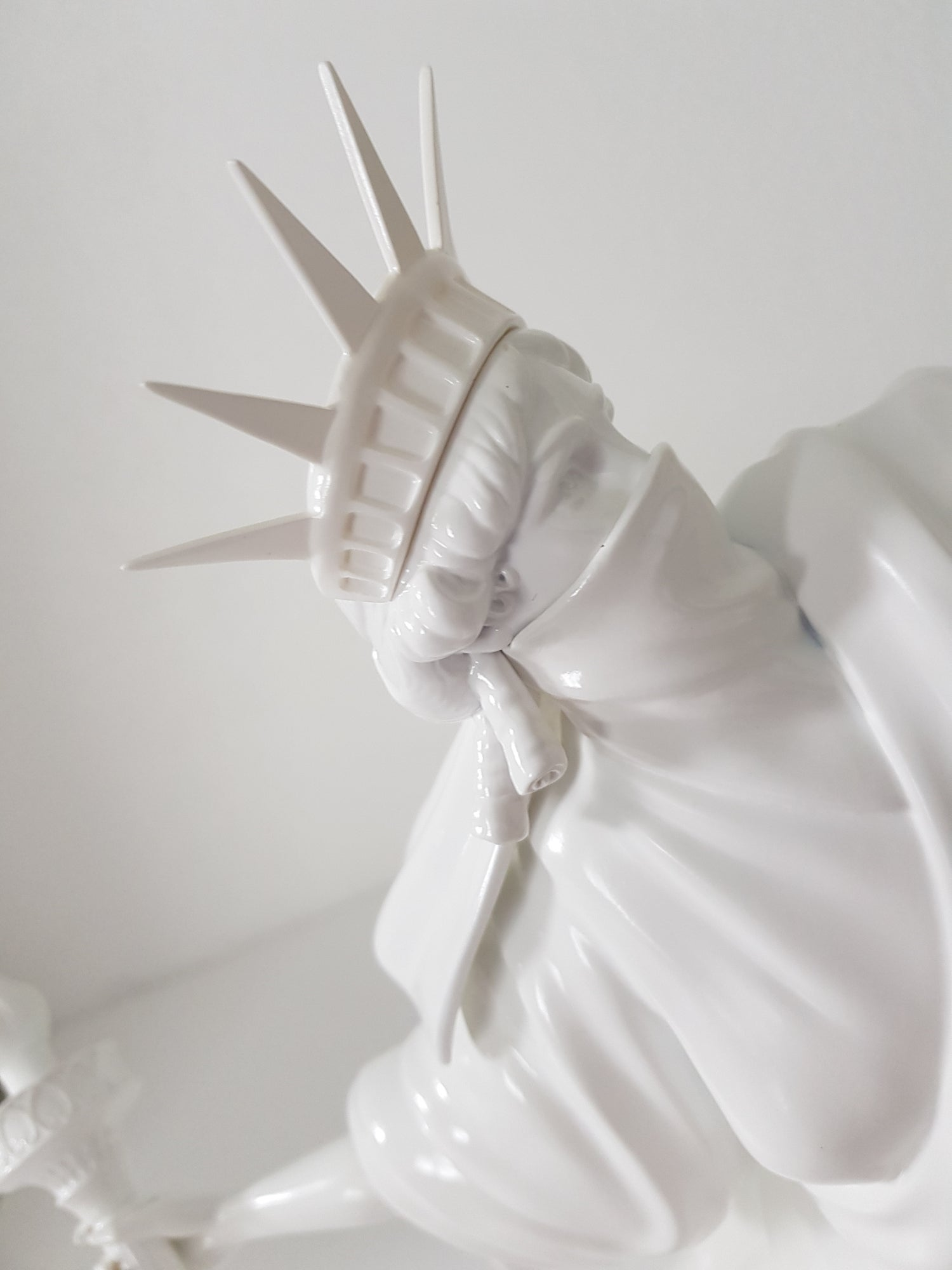 """Image of WHATSHISNAME """"RIOT OF LIBERTY"""" - PORCELAIN SCULPTURE EDITION OF JUST 25"""