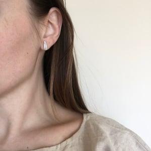 Image of nettle earring