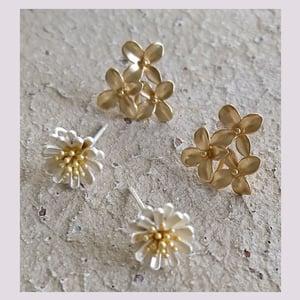 Image of BO - Des fleurettes aux oreilles