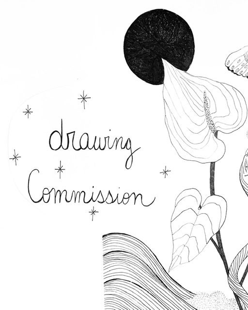 Image of Drawing Commission