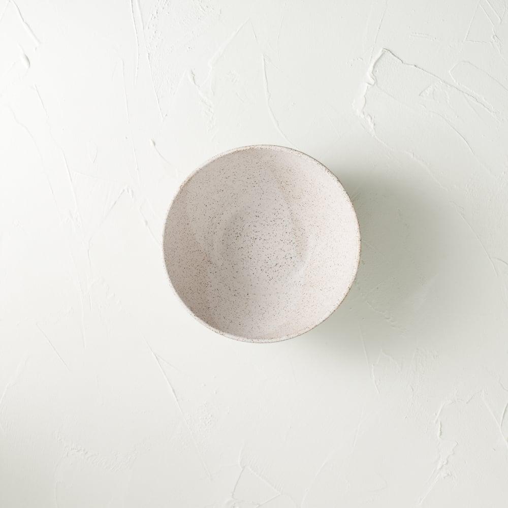 Image of Matte white bowl 7