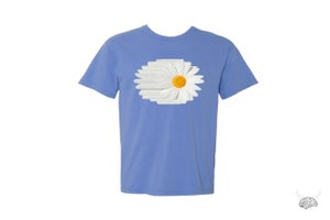"Image of Daisy ""Forget About IT Blue"""