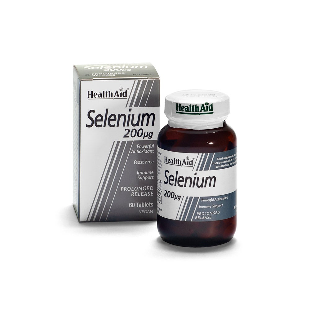 Selenium 200ug