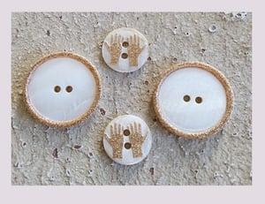 Image of boutons nacres : Les pépites toutes en paillette