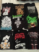 Image of VARIOUS T SHIRTS 6