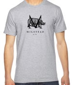 Image of Milstead & Co. Rhino Logo Shirt