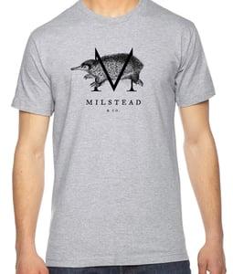 Image of Milstead & Co. Hedgehog Logo Shirt