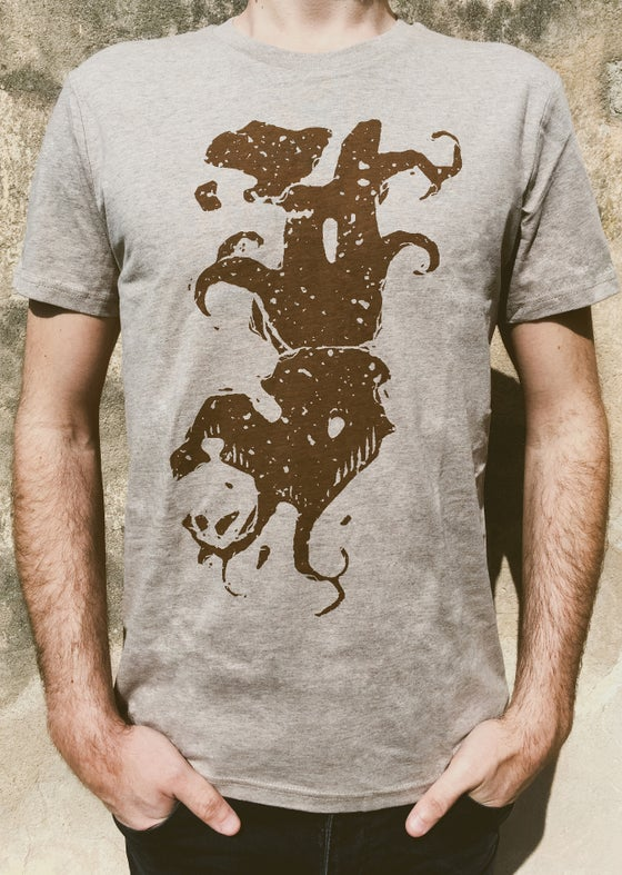 "Image of Igorrr T-shirt ""Travertin"""