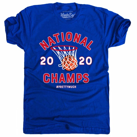 Image of National Champs 2020 #prettymuch