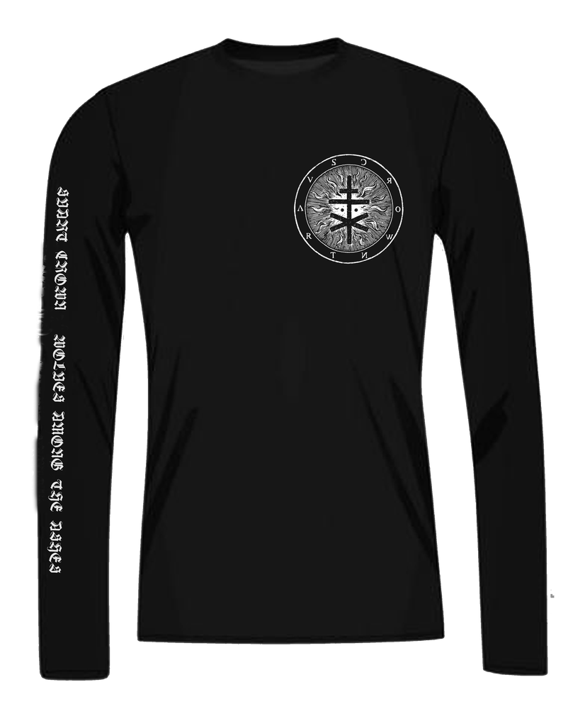 Image of SIGIL WATA LONG SLEEVE BLACK