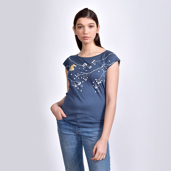 Image of DenimSparrow Bamboo T