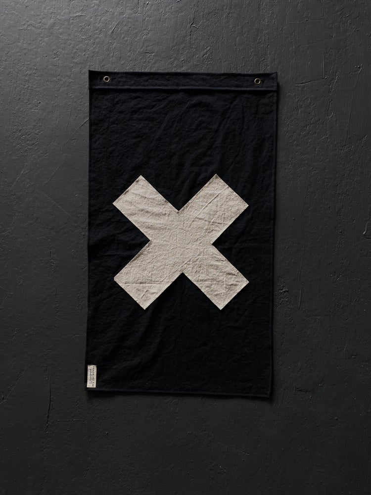 Image of BLACK X FLAG