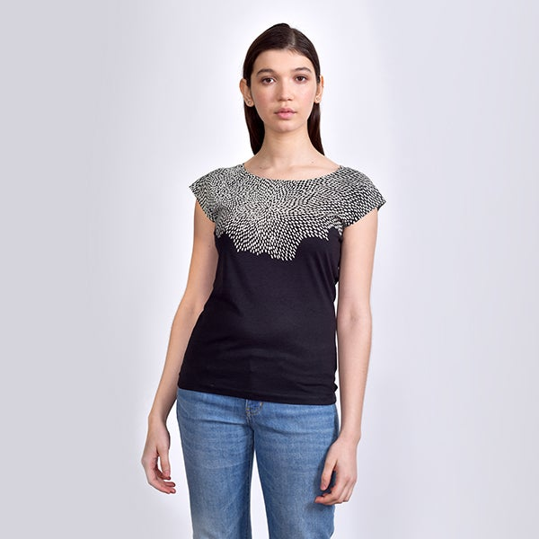 Image of Black Rice Bamboo T