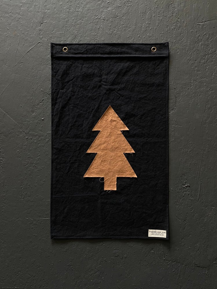 Image of TREE FLAG