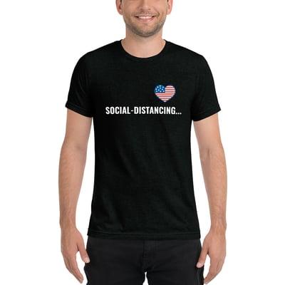 Image of No COVID-19 Social Distancing T-Shirt