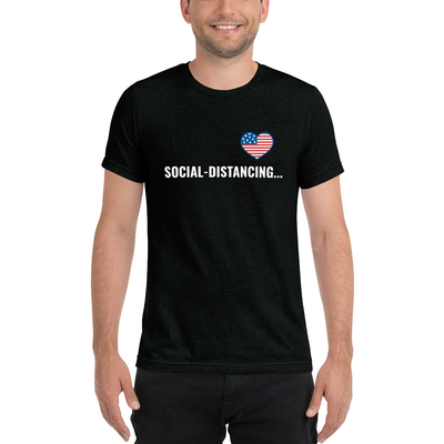 Image of No COVID-19 Social Distancing T-Shirt