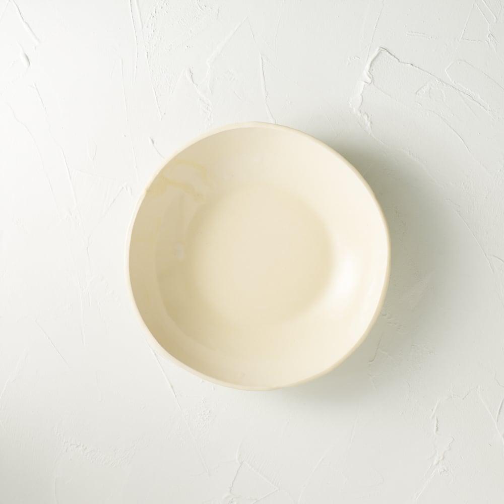 Image of Satin cream bowl